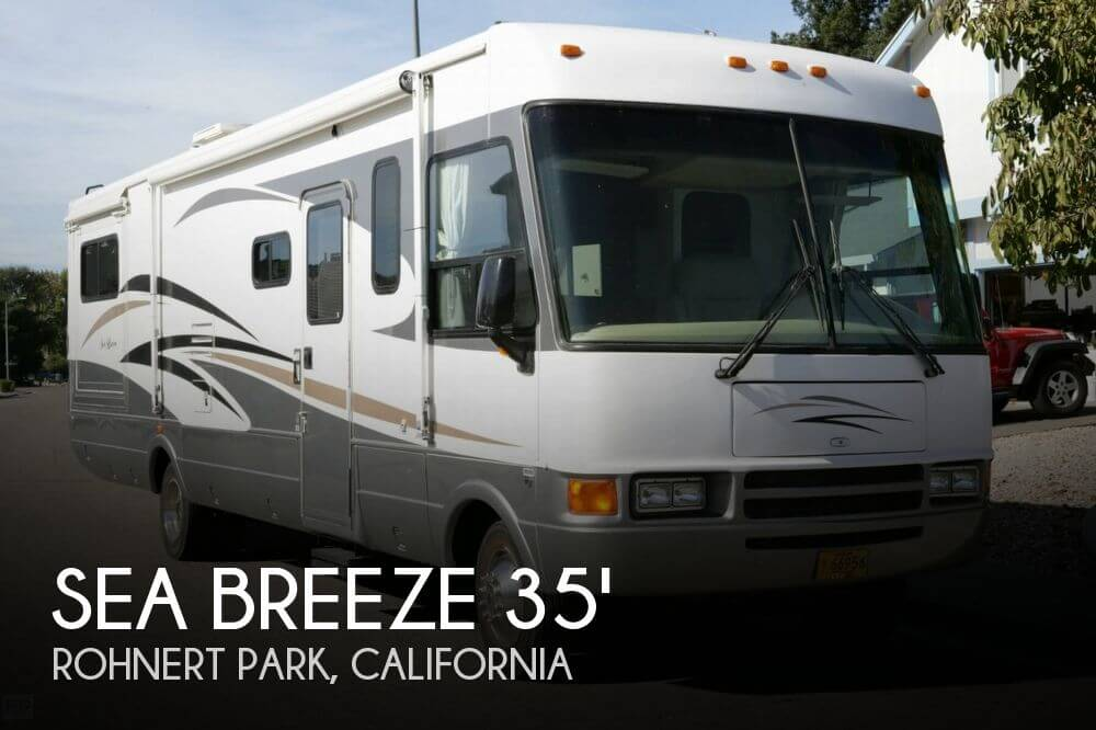 2007 National RV Sea Breeze 1341