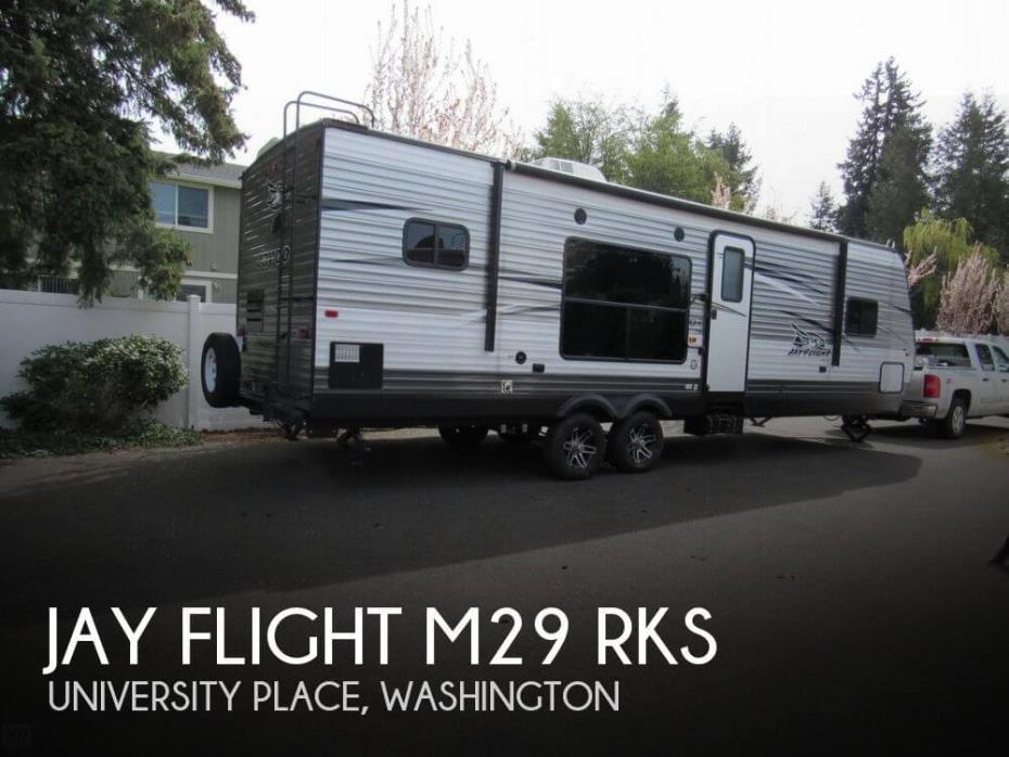 2017 Jayco Jay Flight M29 RKS