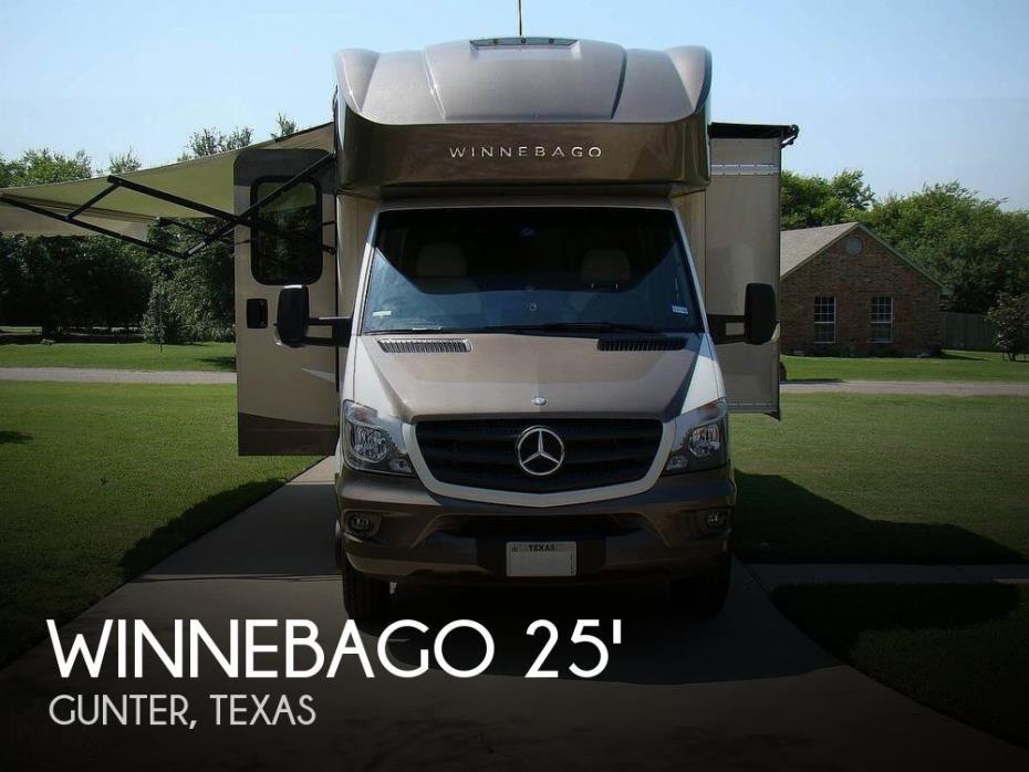 2016 Winnebago Itasca Navion 24G