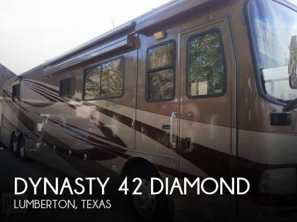 2006 Monaco Dynasty 42 Diamond