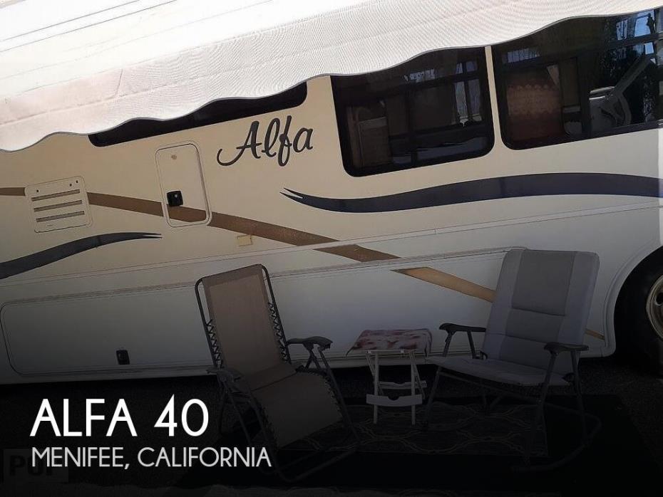2003 Alfa Alfa 40FD