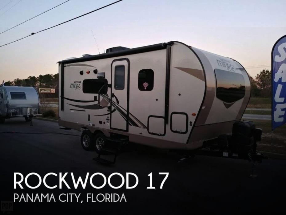 2019 Forest River Rockwood 17