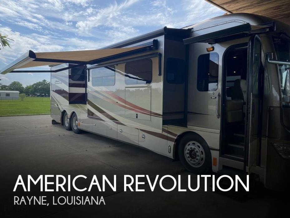 2012 American Coach American Revolution 42T