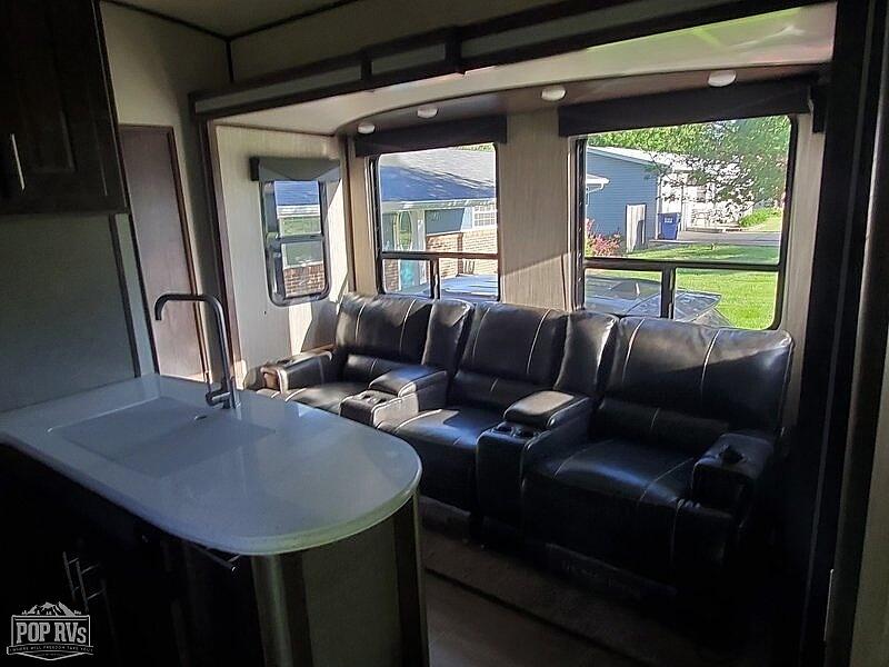2019 Cruiser RV Stryker 3112