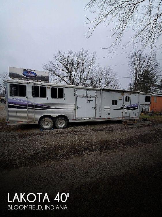 2010 Lakota A84HSLGN14BEX