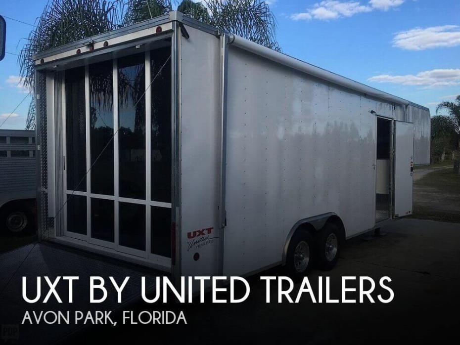 2007 United Trailers UXT 30