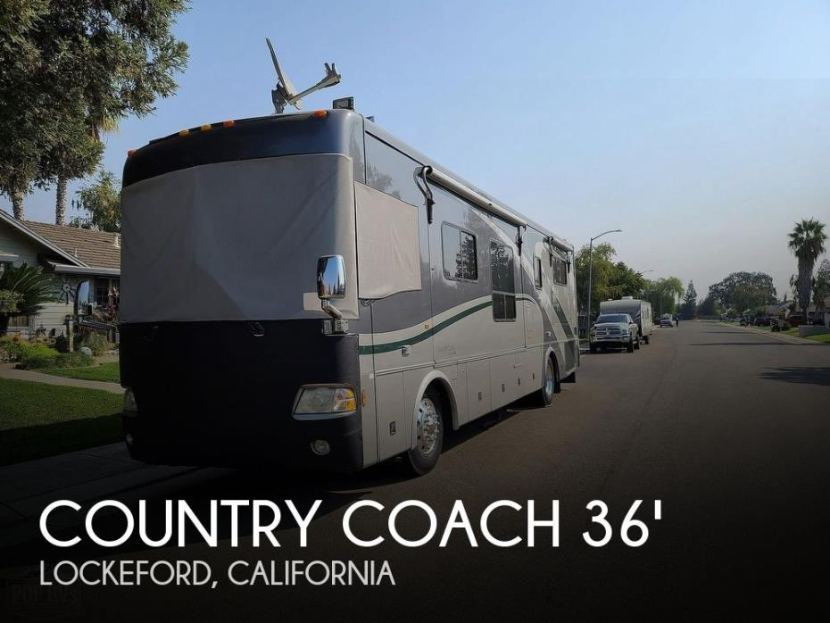 2005 Country Coach Inspire 330 Siena