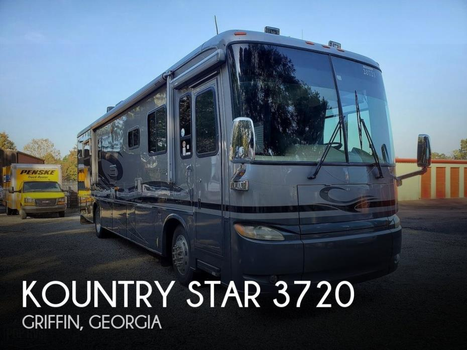 2005 Newmar Kountry Star 3720
