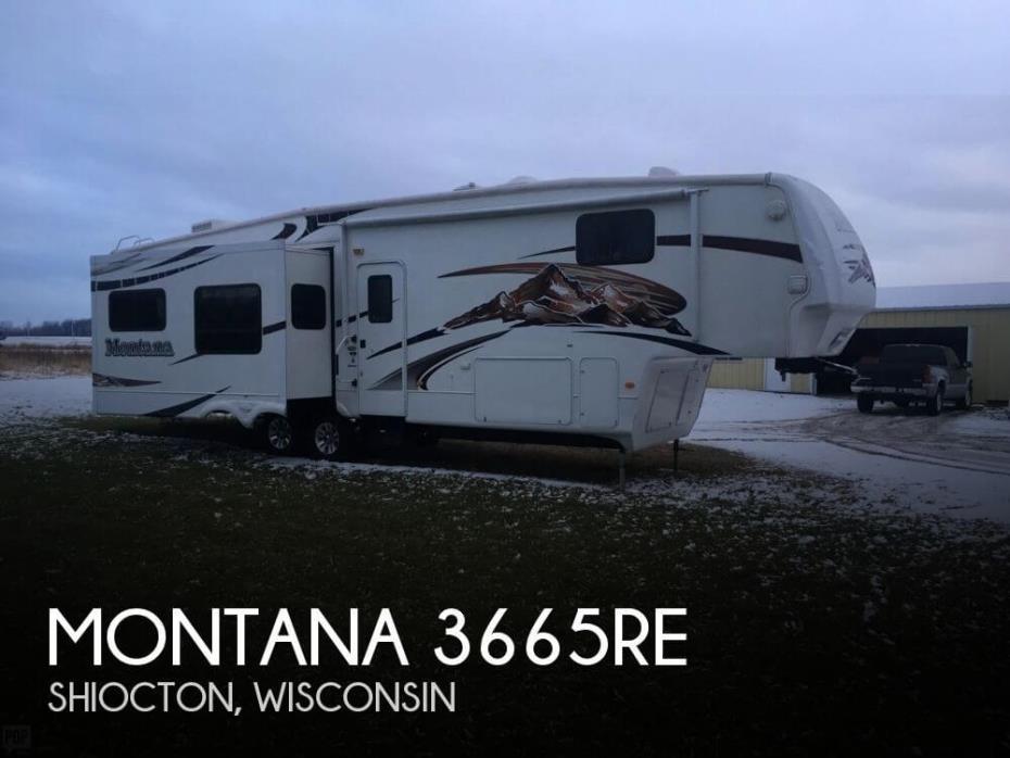 2008 Keystone Montana 3665RE