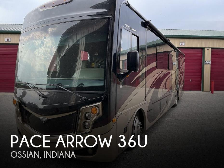 2017 Fleetwood Pace Arrow 36U