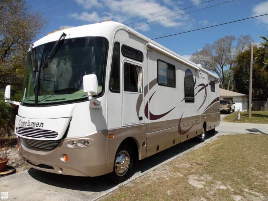2004 Coachmen Aurora 3480DS, 2