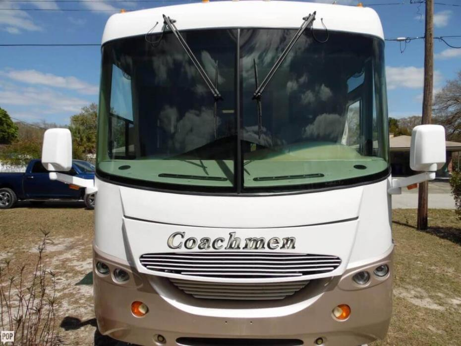 2004 Coachmen Aurora 3480DS, 1