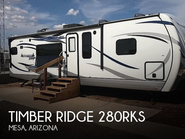 2016 Outdoors RV Timber Ridge 280RKS