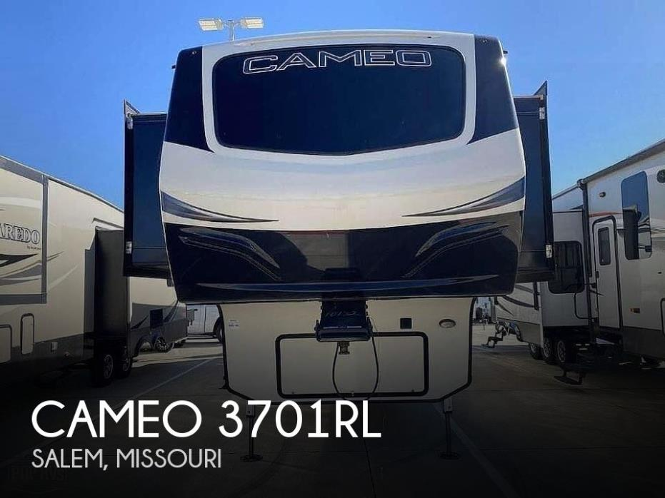 2020 CrossRoads Cameo 3701RL