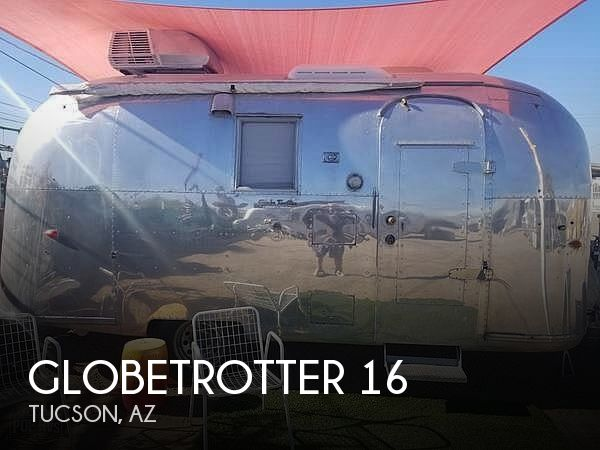 1964 Airstream Globetrotter 19