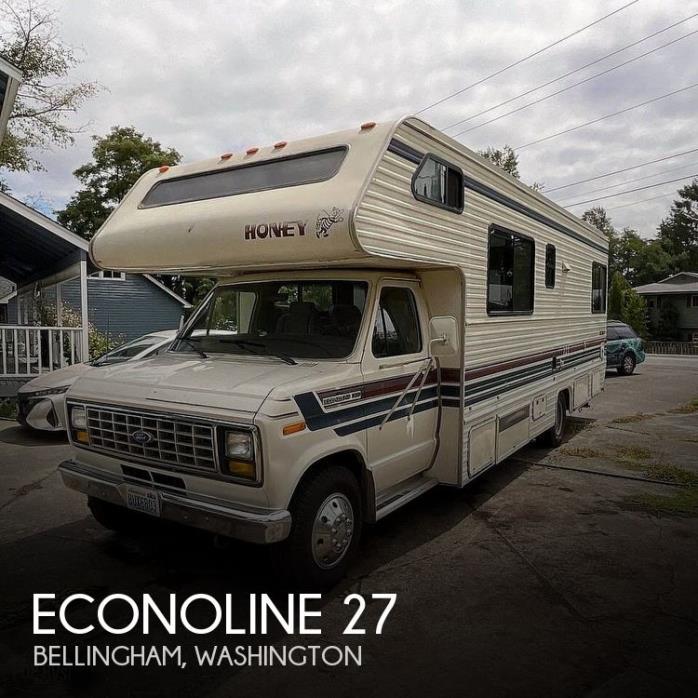 1989 Ford Econoline 27