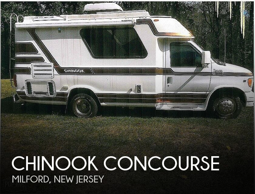 2002 Trail Wagons Chinook Concourse