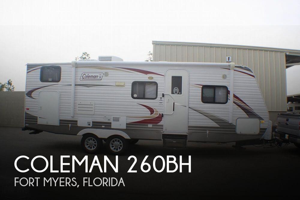 2011 Dutchmen Coleman CT260BH