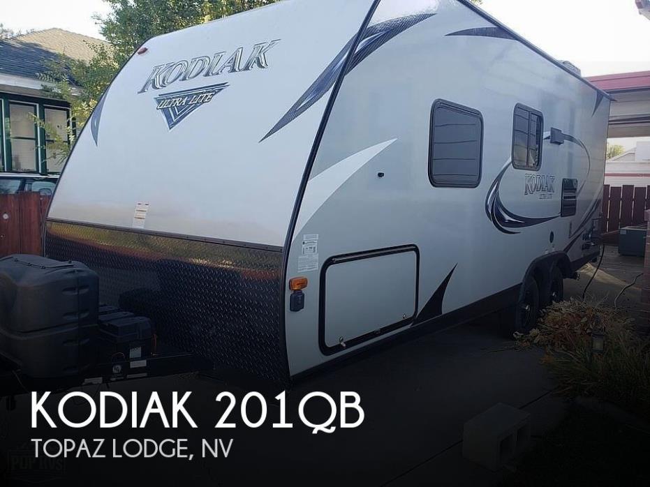 2017 Dutchmen Kodiak 201QB