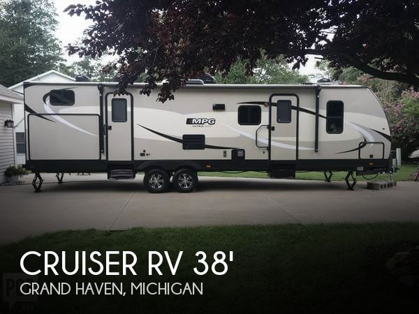 2017 Cruiser RV Cruiser RV MPG Ultra Lite Series 3100 BH