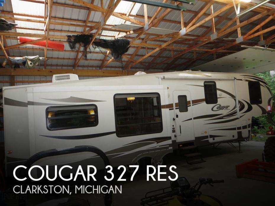 2014 Keystone Cougar 327 Res