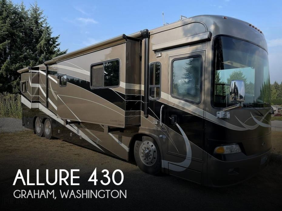2007 Country Coach Allure 430