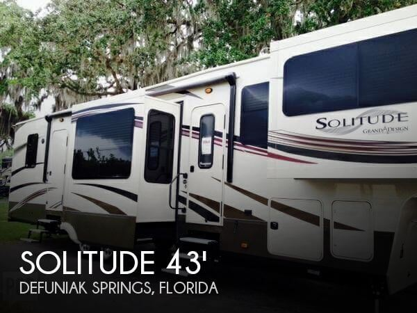 2015 Grand Design Solitude Grand Design 379FL
