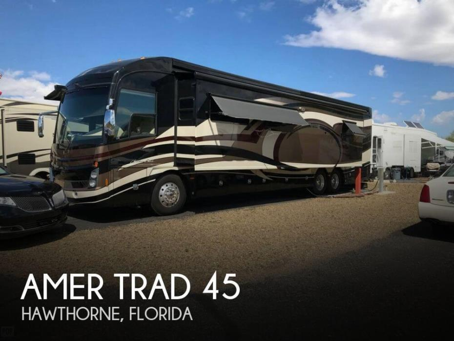 2015 Fleetwood American Tradition 45A