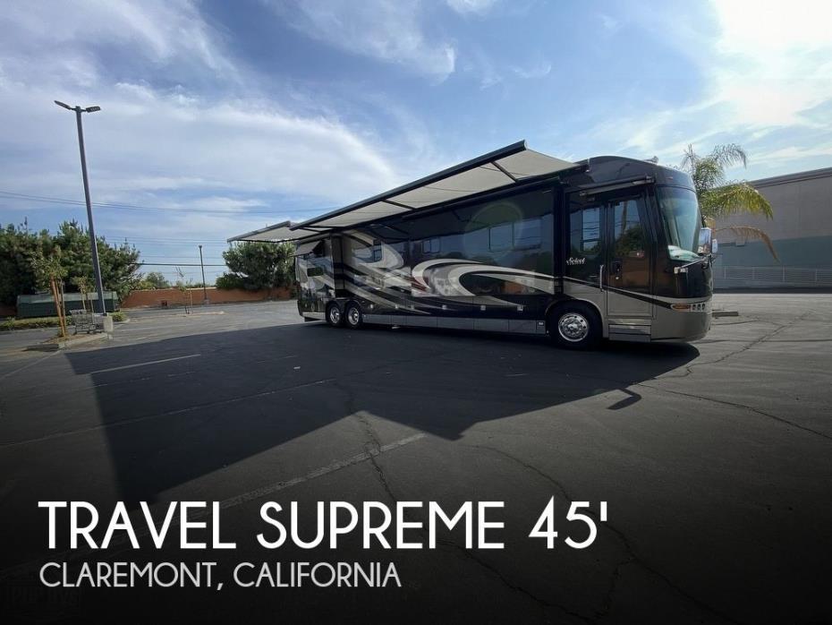 2007 Travel Supreme Travel Supreme Select Limited 45DL24