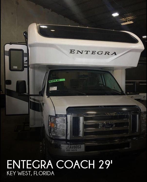 2018 Entegra Coach Entegra Coach Odyssey 29V