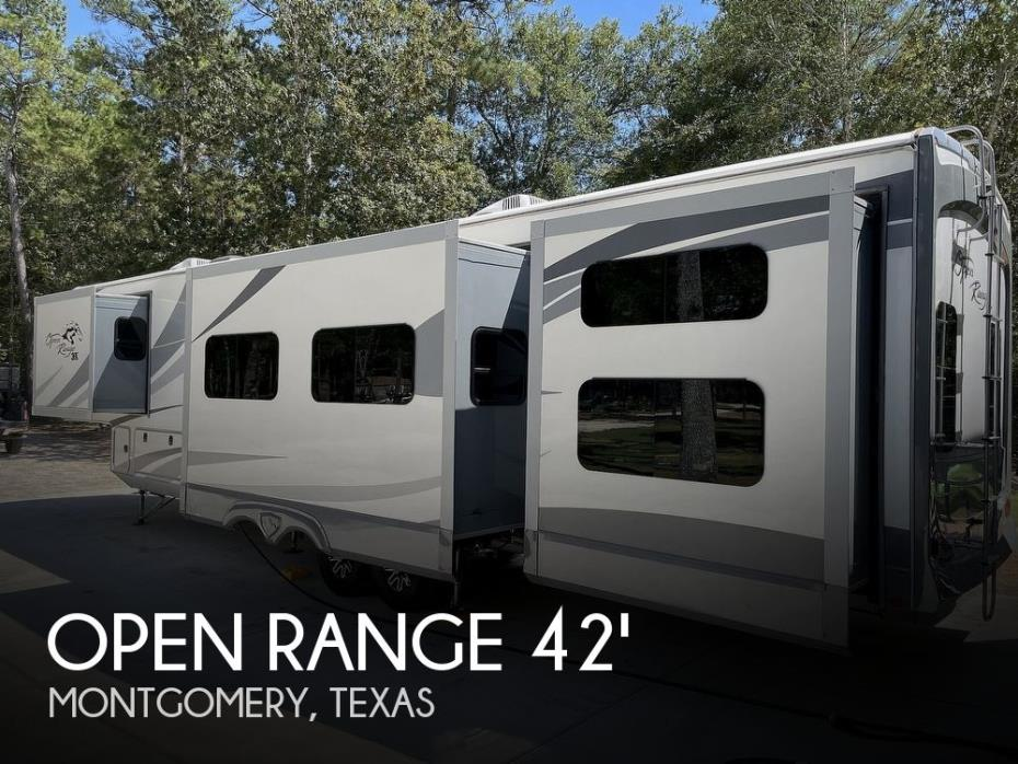 2018 Highland Ridge Open Range 427BHS 3X