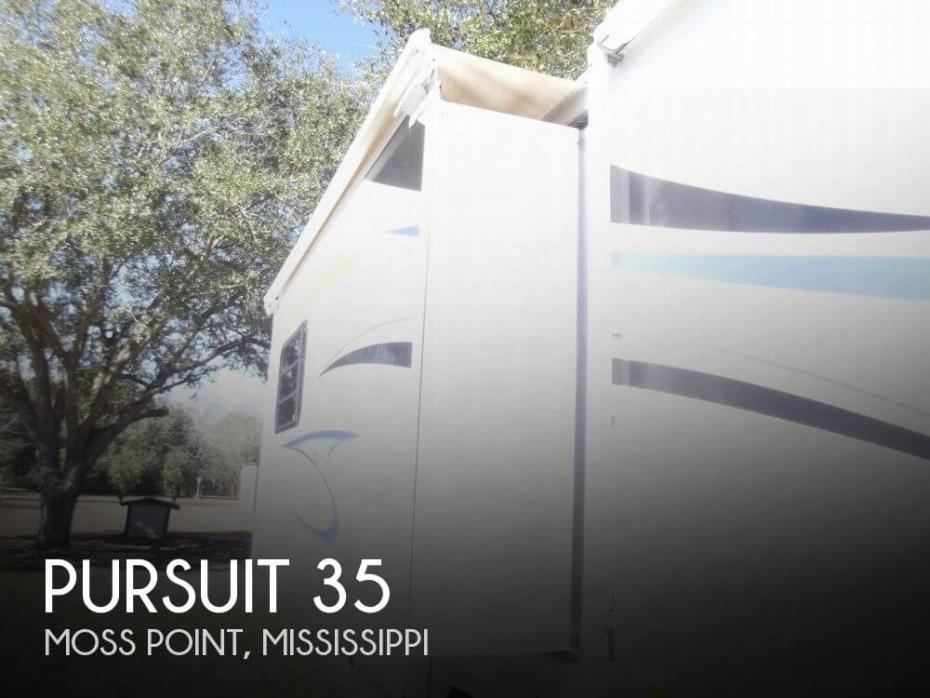 2007 Coachmen Pursuit 35