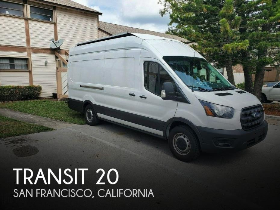 2020 Ford Transit 2500 High Roof