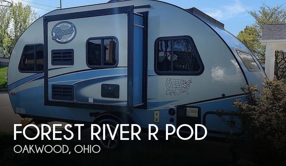 2017 Forest River Forest River R Pod RP-178