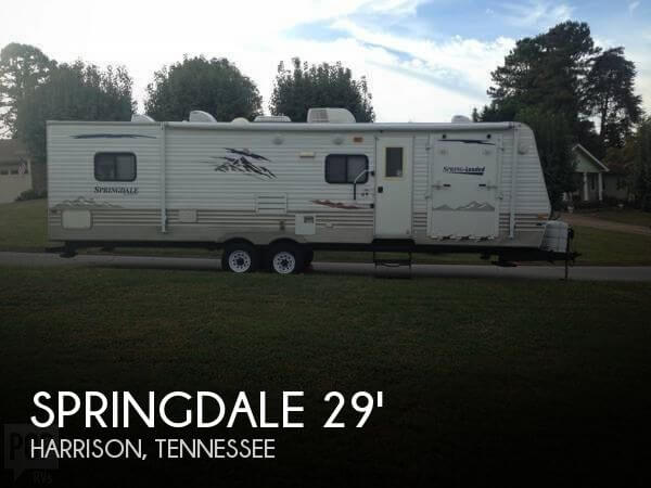 2008 Keystone Springdale 290CT-SSR