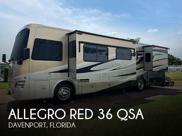 2012 Tiffin Allegro RED 36 QSA