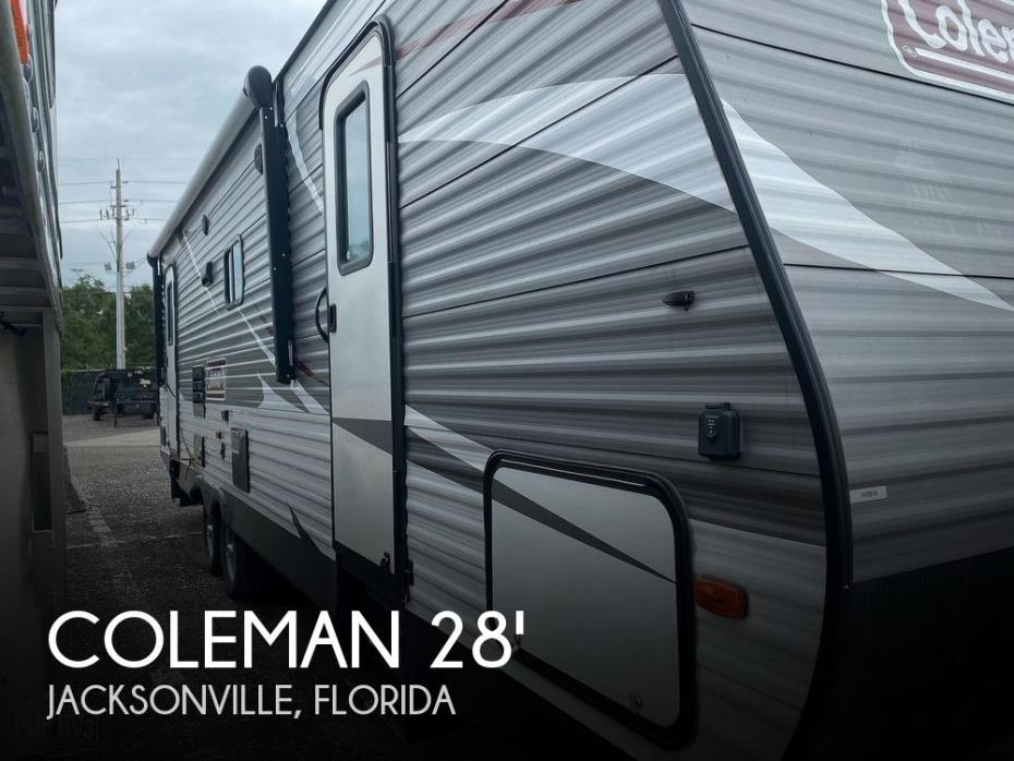 2018 Dutchmen Coleman 280RL