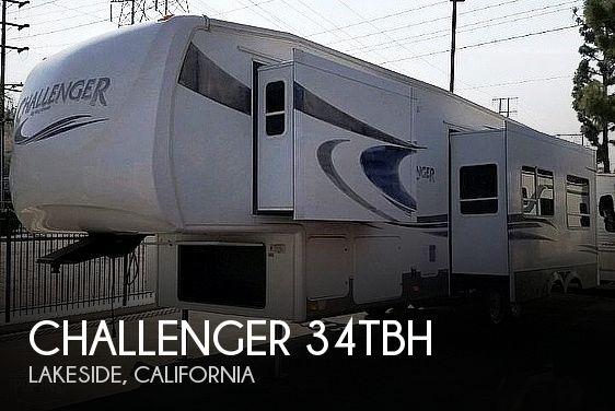 2007 Keystone Challenger 34TBH