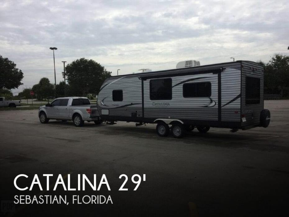 2017 Coachmen Catalina Legacy Edition Series 263RLS