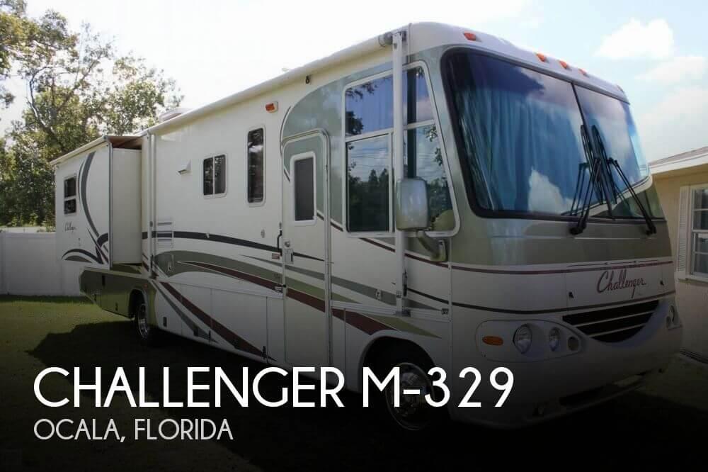 2001 Damon Challenger M-329
