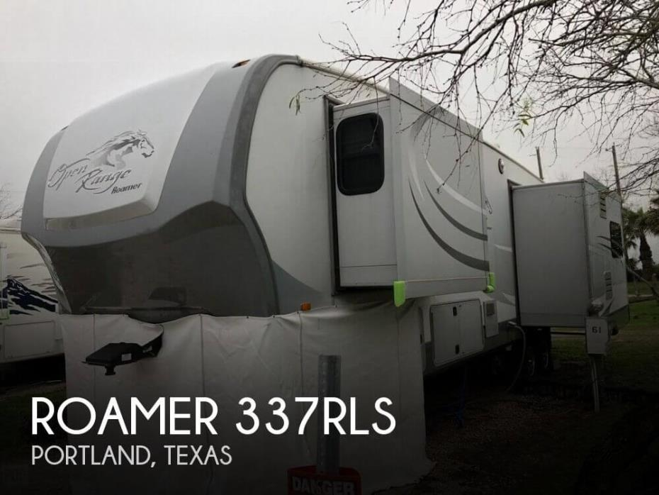 2014 Open Range Roamer 337RLS