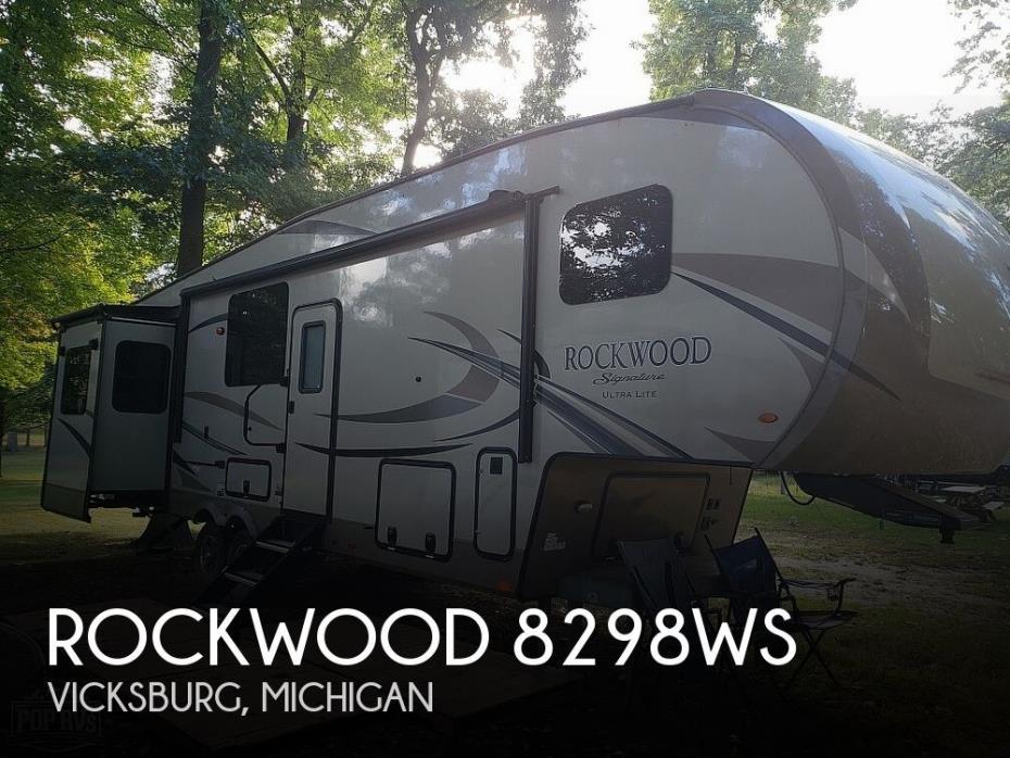 2019 Forest River Rockwood 8298WS