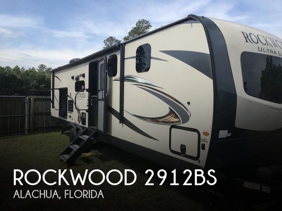 2020 Forest River Rockwood 2912bs
