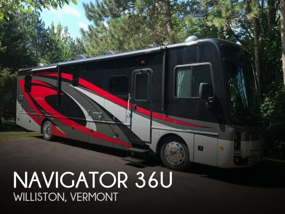 2018 Holiday Rambler Navigator 36U