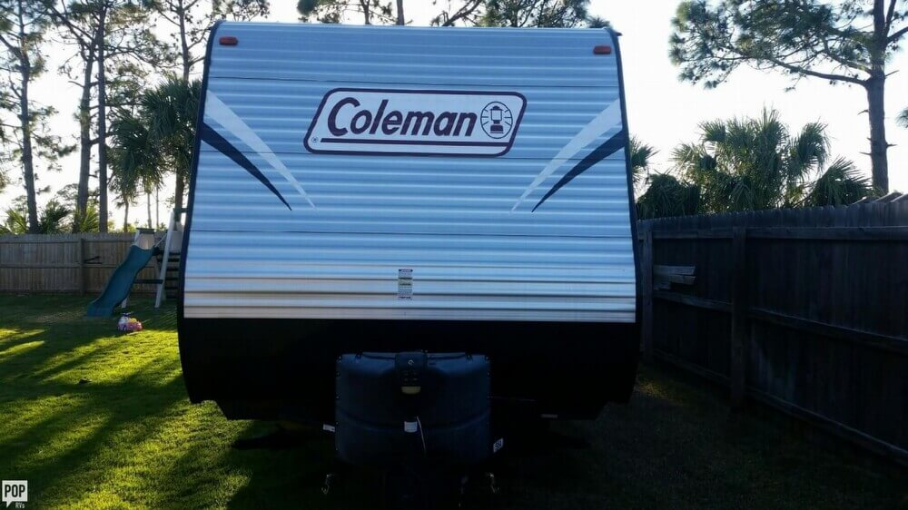 2014 Dutchmen Coleman 262BH CTS, 2