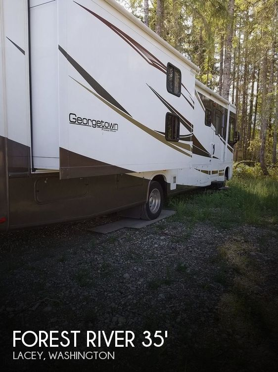 2012 Forest River Georgetown 351DS Bunkhouse