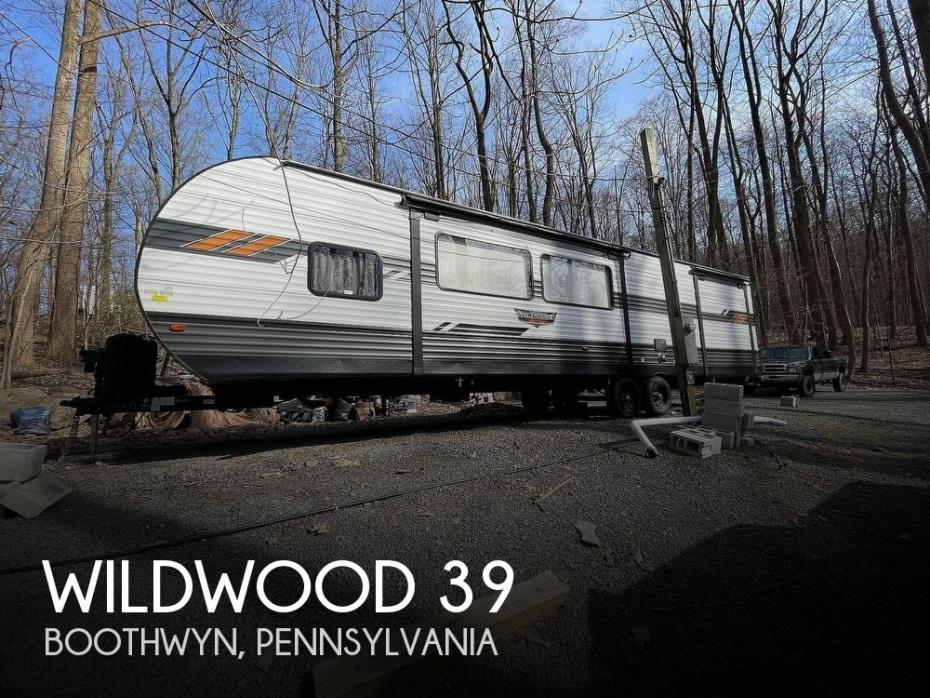 2020 Forest River Wildwood 36VBDS