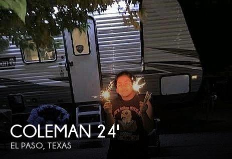 2020 Dutchmen Coleman Lantern 244BH