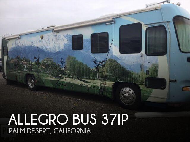 2000 Tiffin Allegro Bus 37IP