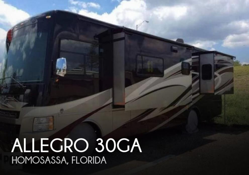 2013 Tiffin Allegro 30GA